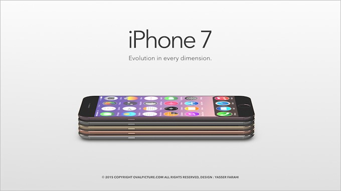 iPhone7はイヤホンジャックを廃止してまで薄く軽くしたい…