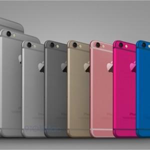 iPhone6cはiPhone6sのデザイン?!カラーも豊富でこの内容なら欲しい!