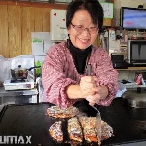 兵庫は西脇で幻のお好み焼き「コロ玉」を食す。