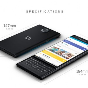 BlackBerry PRIVのスペック詳細。Androidを搭載して利便性が格段にアップしたSIMフリースマートフォン