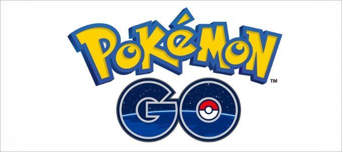 ポケモンGOのロゴ