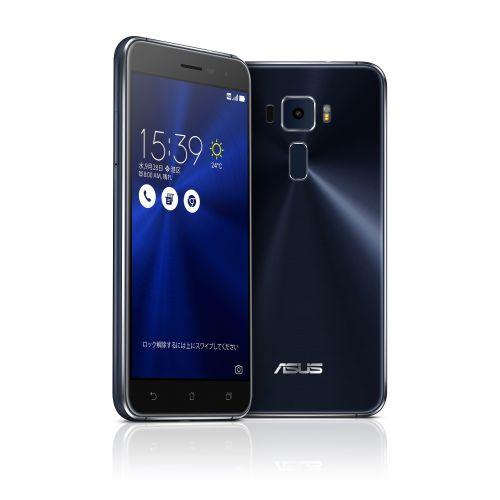ZenFone3(ZE520KL-BK32S3)、ZenFone3Deluxe(ZS550KL-SL64S4)、ZenFone3Deluxe(ZS570KL-SL256S6)