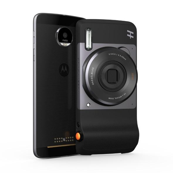 MotoZ/Playのカメラを光学10倍に対応させるカメラMods