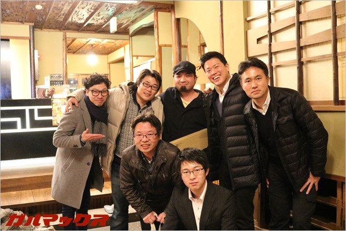 名古屋でいがモバとガルマックスの合同忘年会を開催!