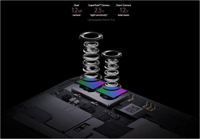写真は4軸手ブレ補正、動画は3軸手ブレ補正、デュアルピクセルに対応したPDAFや第二世代レーザーAF等、複数のフォーカスシステムを組み合わせて超高速な0.03秒AFにも対応する。