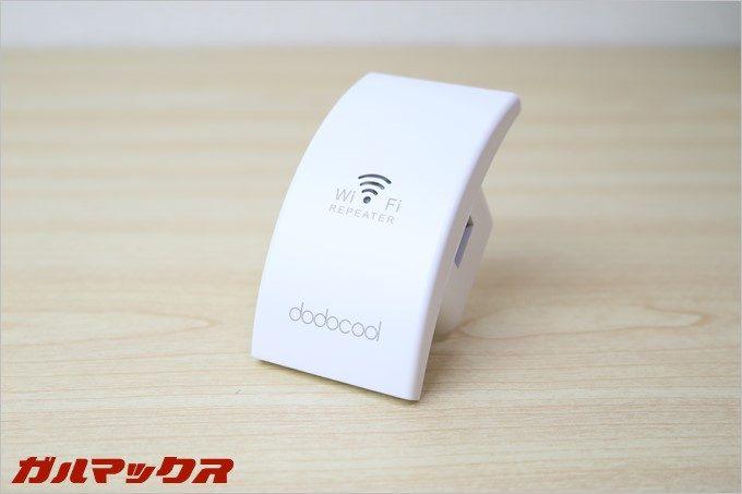 N300は丸みを帯びた形状でお洒落なデザインです。