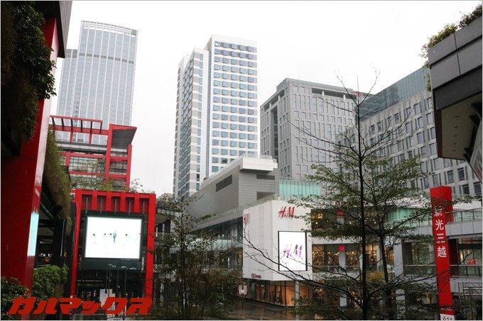 ハンブルハウス台北は商業施設と併設されているのでショッピングも楽しめます。