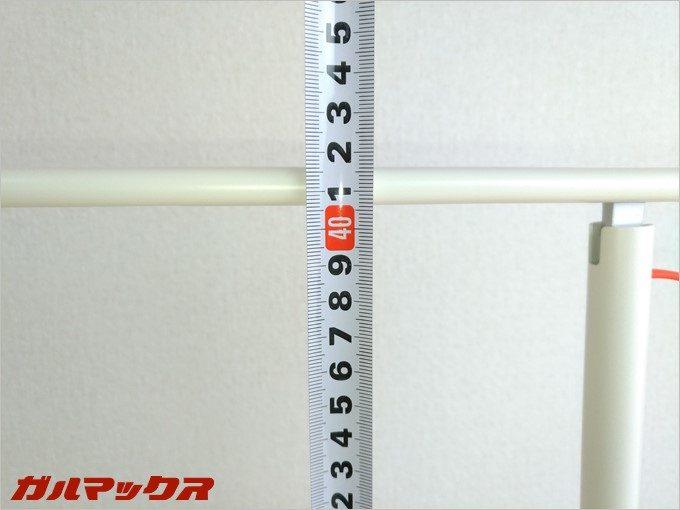 Xiaomi Mijia Smart LED Desk Lampの高さは約41.5mm