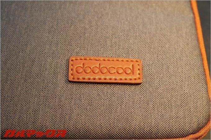 インナーケースにはdodocoolのロゴが付いています。