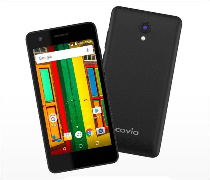 Covia Fleaz Queは1万円以下のSIMフリースマートフォン