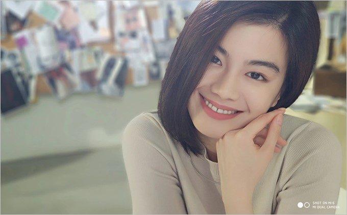 Xiaomi Mi6のポートレート撮影3