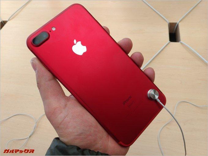 iPhone 7 Plus(A10)の実機AnTuTuベンチマークスコア