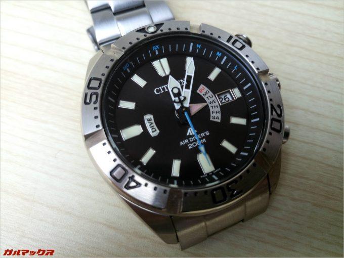 UMIDIGI Z PROで腕時計をマクロ撮影