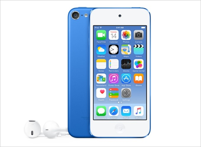 iPod touch 第6世代(A8)