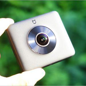 空間全体を撮影。360°の写真・動画対応「Xiaomi mijia 3.5K」のレビュー