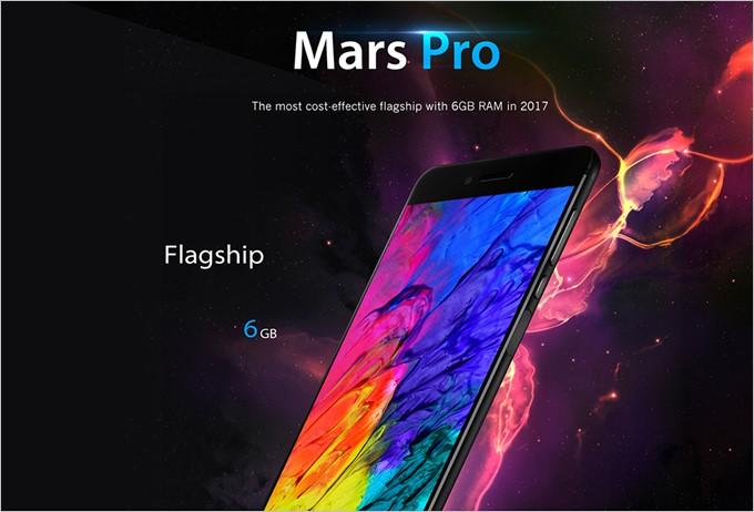 Vernee Mars Pro