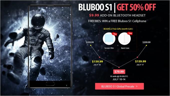 GEARBESTでは発売記念キャンペーンで79.99ドルで購入可能