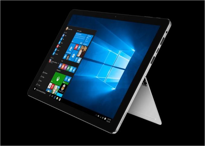 SurBookはWindows 10 Homeを搭載する