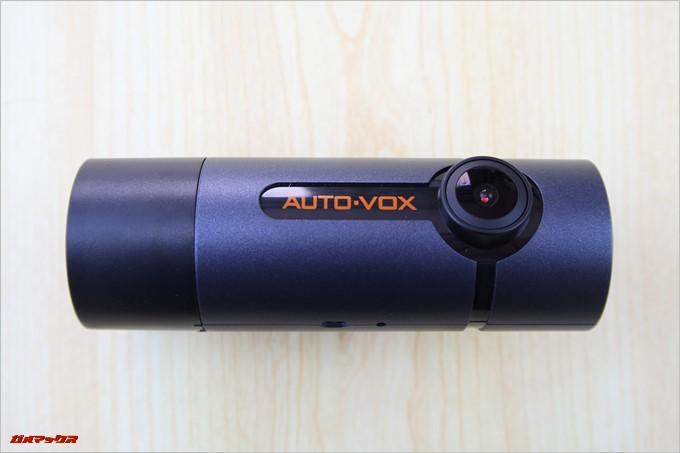 AUTO-VOX D6 PROのカメラはほぼ一回転しました。
