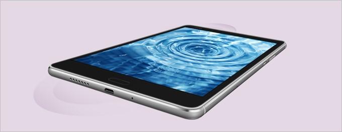 MediaPad M3 Liteはデュアルスピーカーに対応