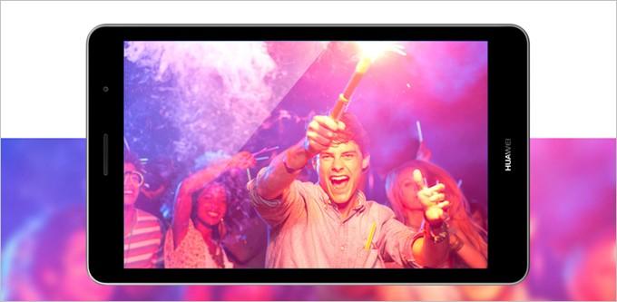 MediaPad T3のLTE/3Gモデルは格安SIMを挿し込んで単体で通信が可能です。
