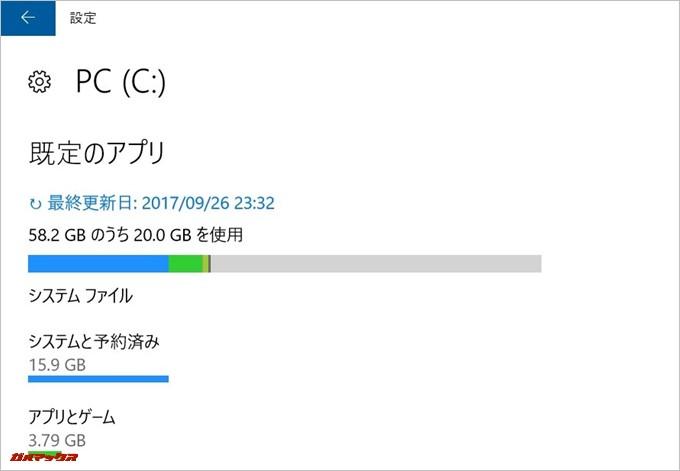 T-Bao Tbook4 14.1の保存容量は少量ですが簡単にMicroSDで増設可能です