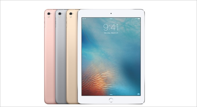 iPad Pro 9.7(Apple A9X)