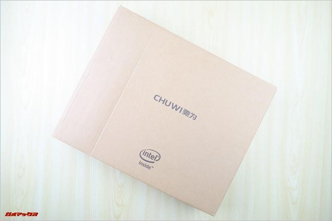 CHUWI LapBookの外箱