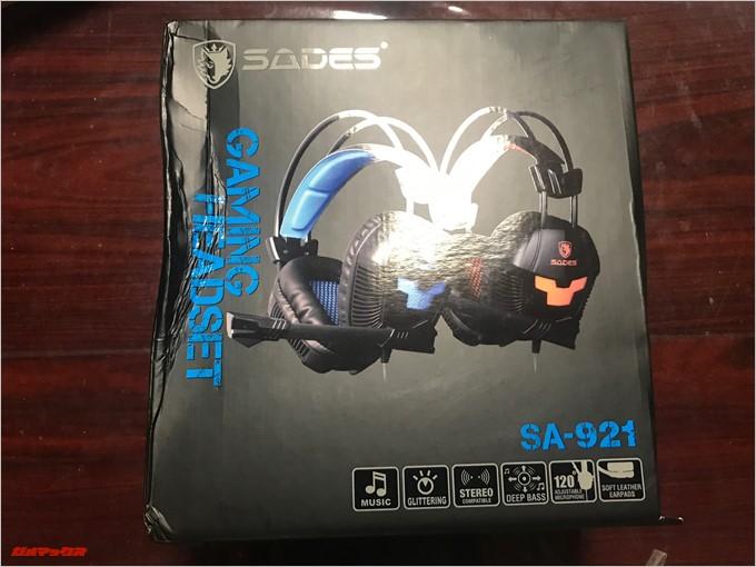 SADES SA-921の外箱