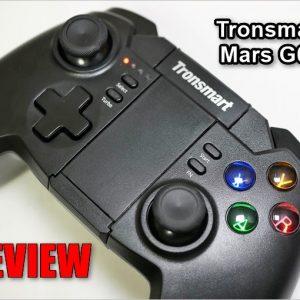 Tronsmart Mars G02のレビュー!Androidスマホに最適なゲームコントローラー