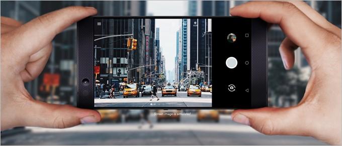 Razer Phoneはデュアルカメラに対応する