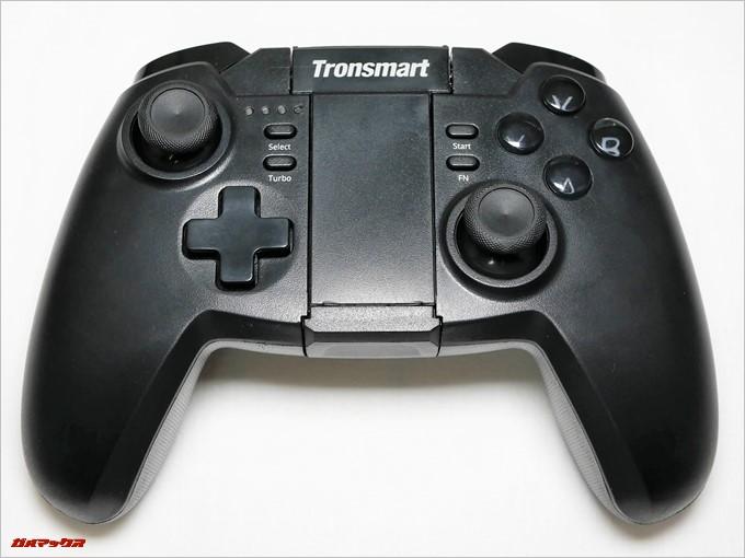 Tronsmart Mars G02のボタン配置はXbox系コントローラーのボタン&スイッチの配置です。