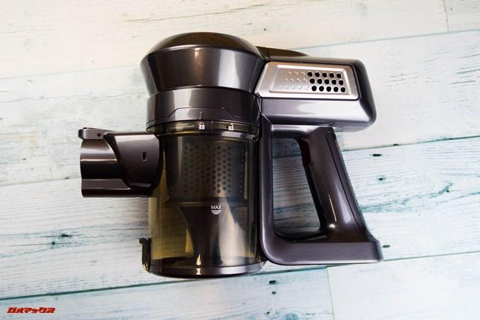 Dibea 2-in-1 Wireless Vacuum Cleaneは完全ワイヤレスでコードの煩わしさはありません