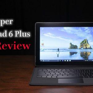 Jumper EZpad 6 Plus レビュー!〜動作の安定性が国産並みで中華PC入門機として最適な2in1タブレットPC