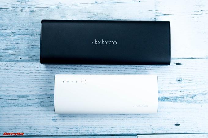 dodocool DP13の重量は約500gあるのでずっしり感が強いです。