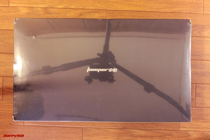 Jumper EZpad 6 Plusは傷がつかないようにしっかり保護された状態で届きました