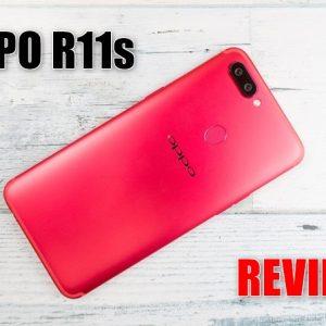 OPPO R11sの実機レビューとスペック。性能、特徴、価格まとめ