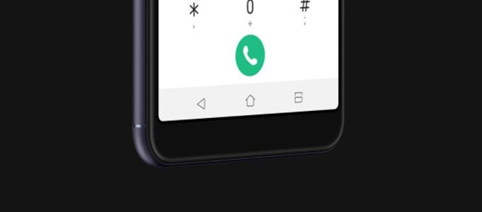 ZenFone Max Plus (M1)はナビゲーションキーが画面上に表示されるタイプです
