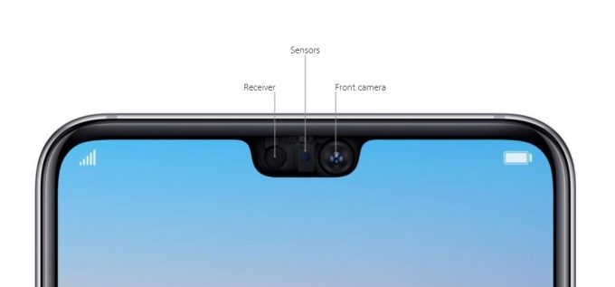 HUAWEI P20 Pro/P20は2480万画素のインカメラを搭載!