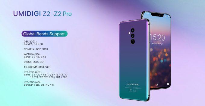 UMIDIGI Z2 | Z2 Pro