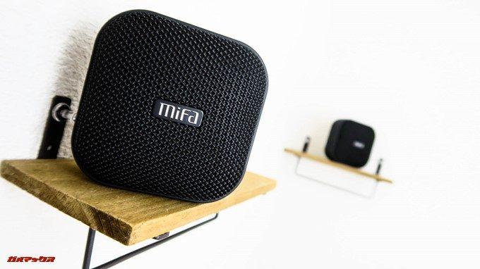 MIFA A1は完全ワイヤレスでステレオサラウンド環境を構築出来る