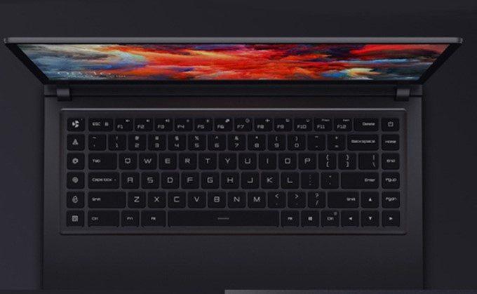 Xiaomi Mi Gamingはプロ仕様のキーボードを採用しています。