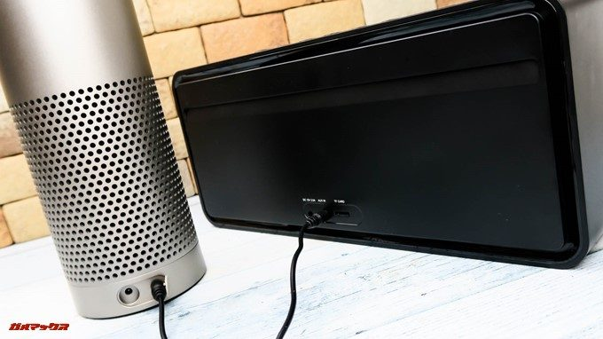 DOSS Sound Box XLはAmazon Echoシリーズと簡単に接続可能となっています。