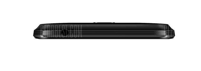 HOMTOM S99の本体上部にはイヤホン端子が備わっています。