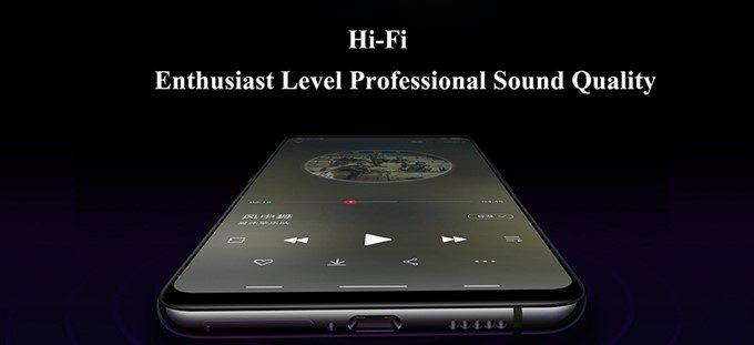 Vivo NEXはHi-Fi対応