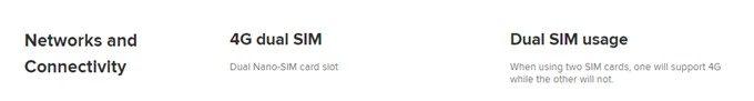 Xiaomi Mi A2はDSDVに対応しているが、対応周波数的には利用できない