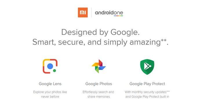 Xiaomi Mi A2 LiteはAndroid One仕様なのでOSのアップデートやセキュリティーパッチの適応が迅速に行える