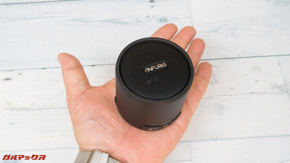 Anfurig A2は手のひらサイズのコンパクトボディー