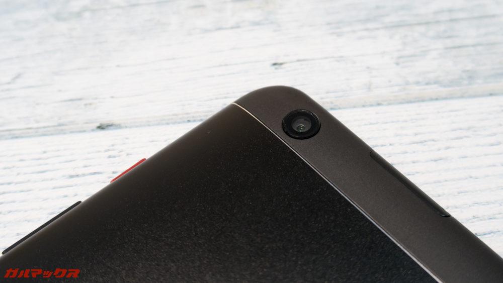 CHUWI Hi9 Proのカメラはシングルタイプ
