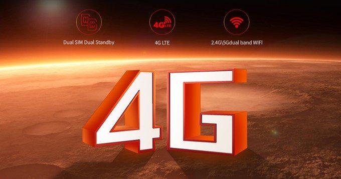 CHUWI Hi9 Proは単体通信できるだけでなく、2枚のSIM同時待ち受け機能のDSDSにも対応。Wi-Fiは5GHz帯にも対応しています。